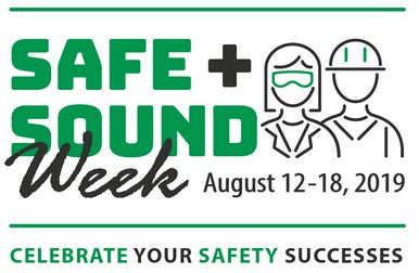 Participate in Safe+Sound Week