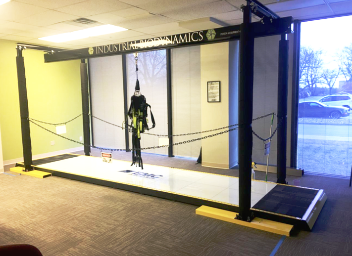 Slips, Trips & Falls Simulator Open House